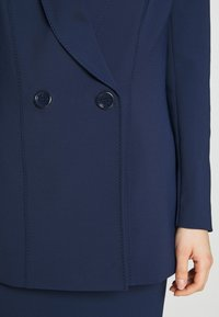 Elisabetta Franchi - Short coat - blue navy - 7