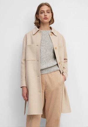 SHACKET-STIL  - Classic coat - blushed camel