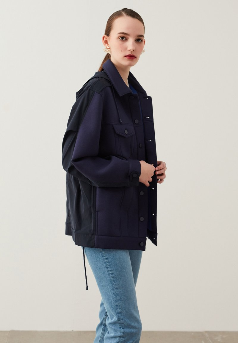 IPEKYOL - Light jacket - navy