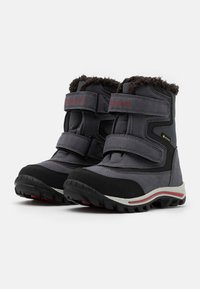 Timberland - CHILLBERG - Winter boots - mid grey/red - 1
