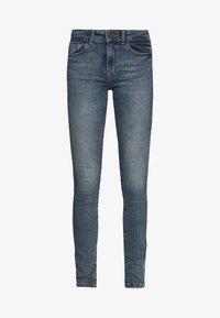 VICKY VINTAGE  - Jeansy Skinny Fit - medium blue denim