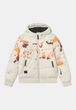 LULA JR UNISEX - Snowboardová bunda - natural white