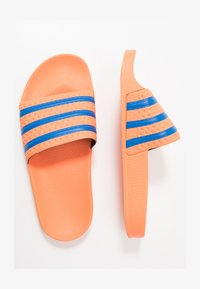 adidas Originals - ADILETTE - Pantofle - glow blue - 1