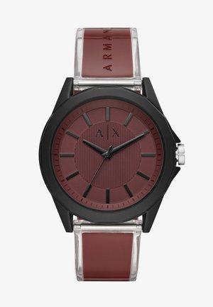 Zegarek - red