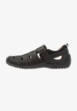 MANILA  - Walking sandals - black