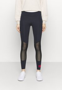 Tommy Hilfiger - FULL LENGTH  - Tights - blue - 0