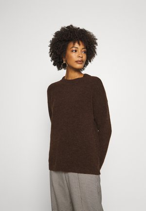 PAPINA ONECK  - Jumper - coffee brown