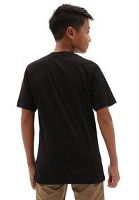 Vans - BY OTW REPEAT SS - Camiseta estampada - black - 1