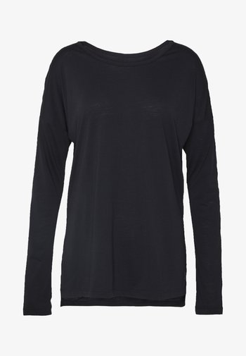 DRY LAYER  - Sports shirt - black