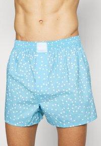 Lousy Livin Underwear - DOTS - Trenýrky - aqua marine - 3