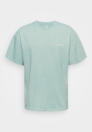 MARLED LOGO EMBROIDERED TEE UNISEX - T-shirts - green