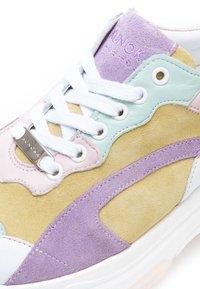 KUNOKA - UGLY - Sneakers laag - olive - 4