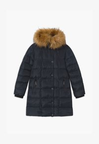 Lemon Beret - TEEN GIRLS - Winter coat - navy blazer - 0