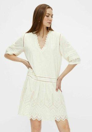 YASORA - Day dress - eggnog