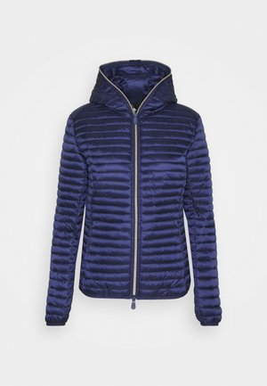 IRIS ALEXIS HOODED JACKET - Light jacket - navy blue