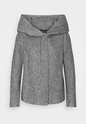 ONLSEDONA JACKET - Summer jacket - dark grey melange