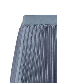 HALLHUBER - A-line skirt - rauchblau - 4