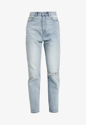 NORA MOM - Relaxed fit jeans - downtown blue