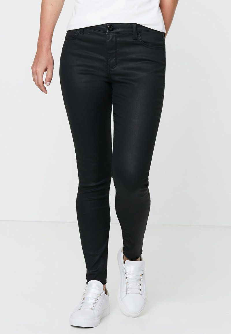 HALLHUBER - Jeans Skinny Fit - black denim