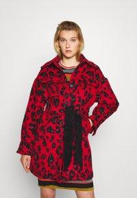Diane von Furstenberg - MANON COAT - Classic coat - red - 0