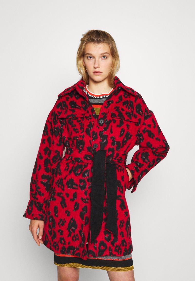 Diane von Furstenberg - MANON COAT - Classic coat - red