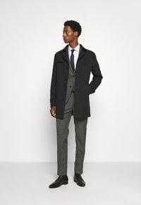 Calvin Klein Tailored - EXCLUSIVE MINIDOT SUIT - Suit - blue - 1