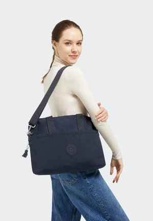 ELSIL B - Briefcase - blue bleu