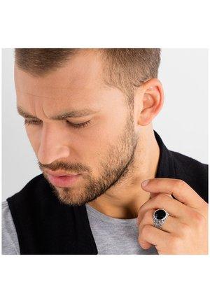 TOTENKOPF  - Ring - silver-coloured