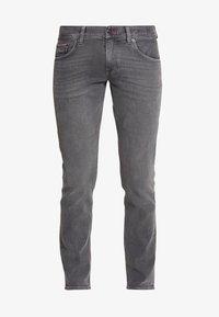 DENTON AMES GREY - Jeans straight leg - grey