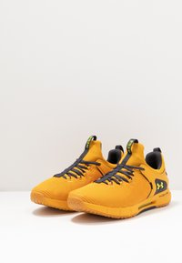 Under Armour - HOVR RISE 2 - Sports shoes - golden yellow/yellow ray - 2