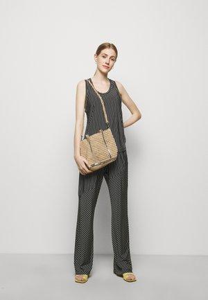 CABAS PETIT - Handbag - beige