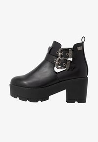 Coolway - NAHIA - Ankle boots - black - 1