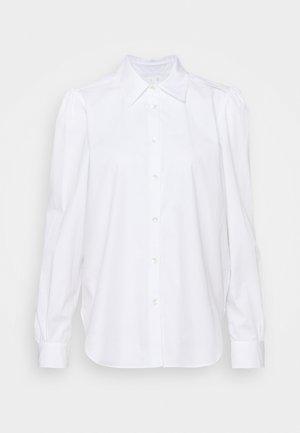 Skjortebluser - white light