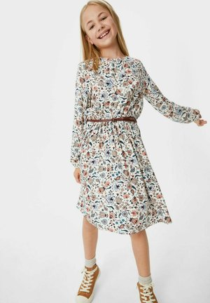 Day dress - cremewhite