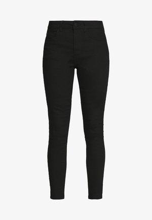 SUPERSOFT - Skinny džíny - black