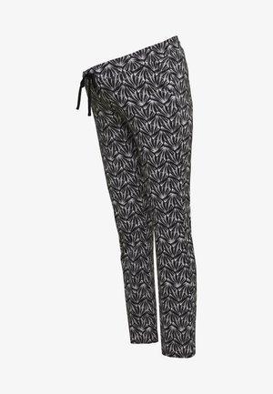 PANTS SHELL - Broek - black