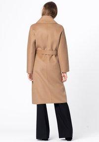 HALLHUBER - Classic coat - camel - 2