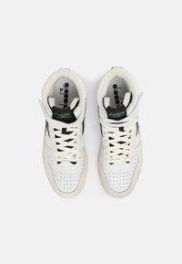 Diadora - MAGIC MID ICONA UNISEX - Sneaker high - white/black - 3