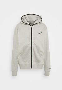 FULL ZIP HOODIE - veste en sweat zippée - heather grey