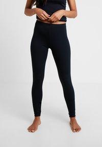 Hanro - BALANCE - Pyjama bottoms - black - 0