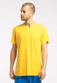 Haglöfs - Basic T-shirt - pumpkin yellow - 0
