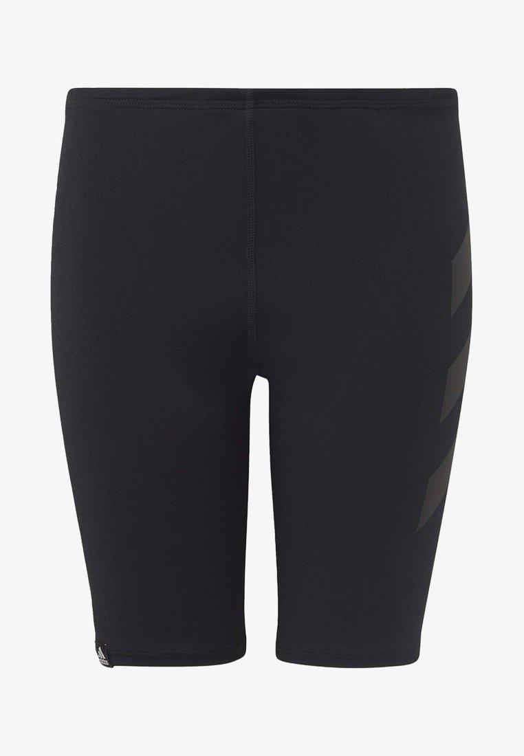 adidas Performance - PRO SWIM JAMMERS - Swimming trunks - black