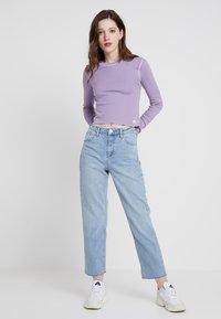 BDG Urban Outfitters - PAX - Straight leg -farkut - summer vintage - 1