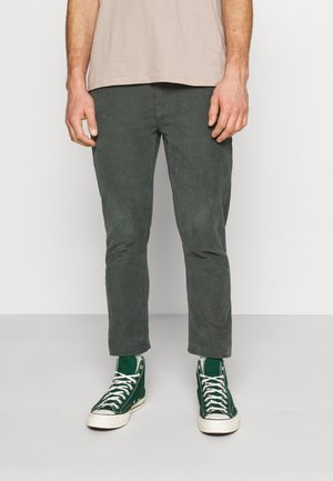 PANTS - Trousers - dark slate