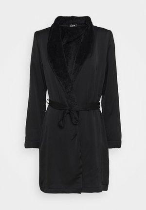 ALASKA DESHABILLE CHAUD - Dressing gown - noir