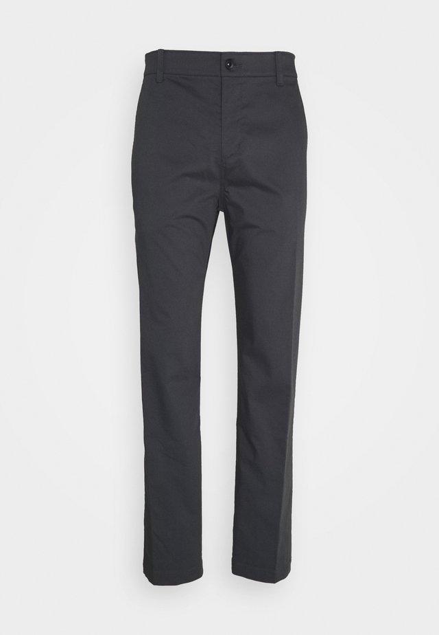 PANT - Kalhoty - smoke grey