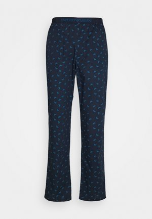 TROUSERS - Pyjama bottoms - aquile marine/primul eagles marine/cowsli