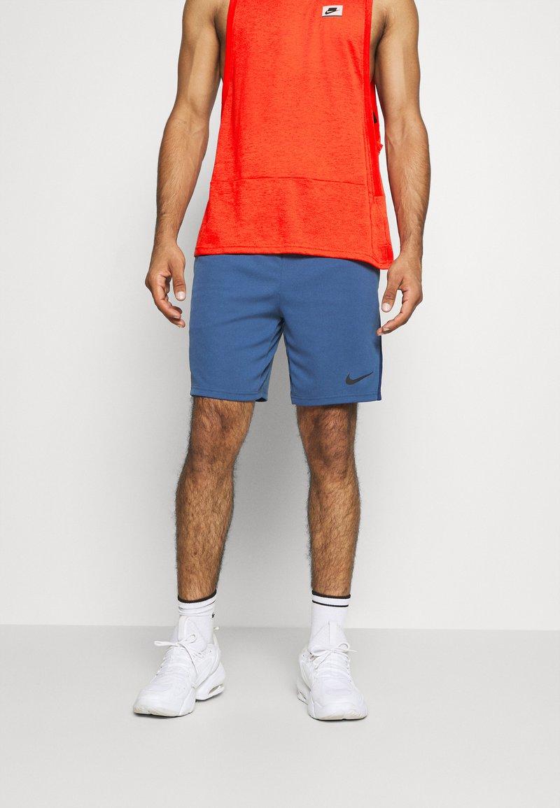 Nike Performance - Sports shorts - mystic navy/blue void/black