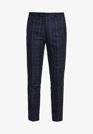 ASTAIRE - Suit trousers - navy