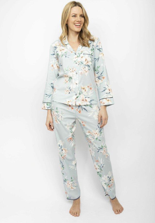 Pyjamas - grey floral